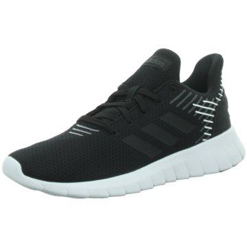 adidas Sneaker LowAsweerun schwarz