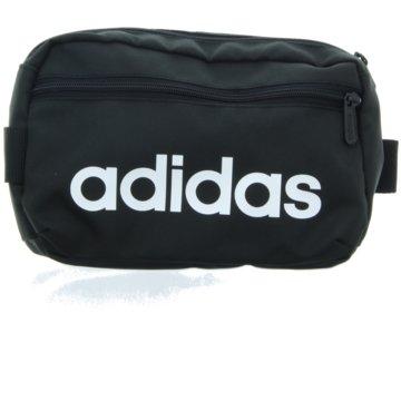 adidas BauchtaschenLinear Core Waistbag schwarz