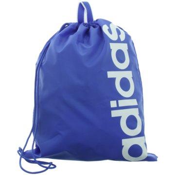 adidas SporttaschenLIN CORE GB - DT8625 blau