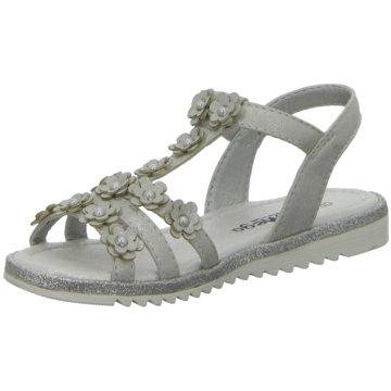 Be Mega Offene Schuhe grau