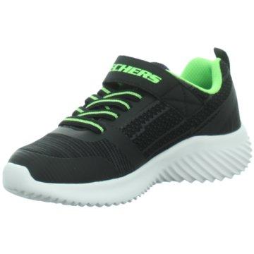 Skechers Sneaker LowBounder Zallow schwarz