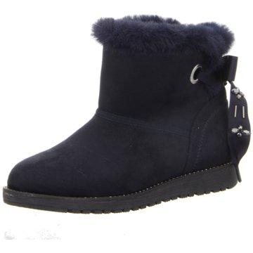 Pep Step Winterboot blau