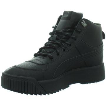 Puma Sneaker HighTarrenz SB PureTex schwarz
