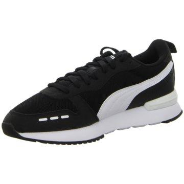 Puma Sneaker LowR78 Runner schwarz