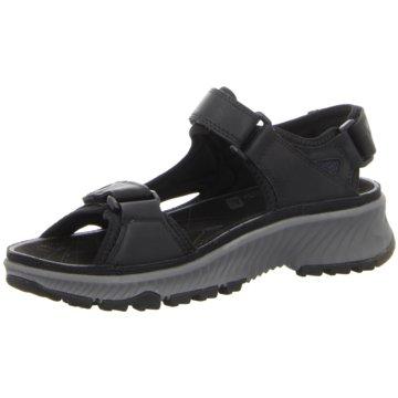 Allrounder Komfort Schuh schwarz