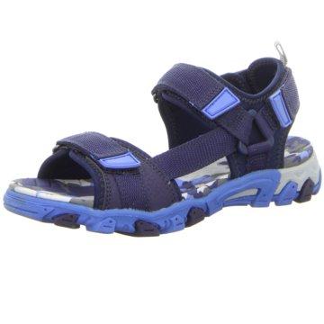 Superfit Trekkingsandale blau