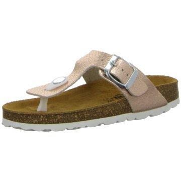 Longo Offene Schuhe beige