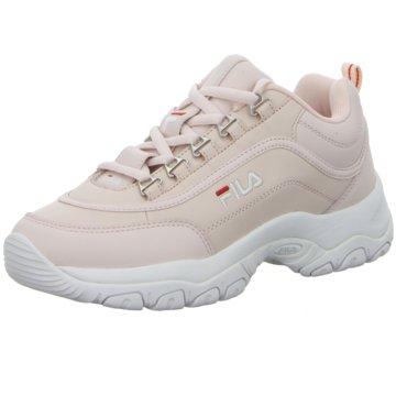 Fila Plateau SneakerStrada low wmn rosa