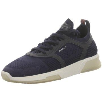 Gant Sneaker LowHightown blau