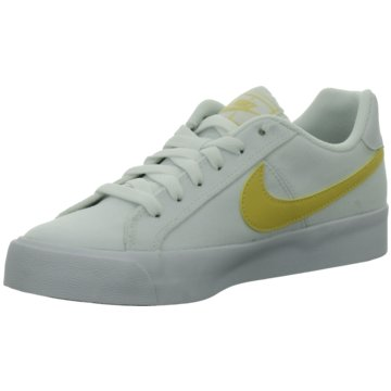 Nike Sneaker LowNike Court Royale AC Canvas Women's Shoe - CD5405-102 weiß