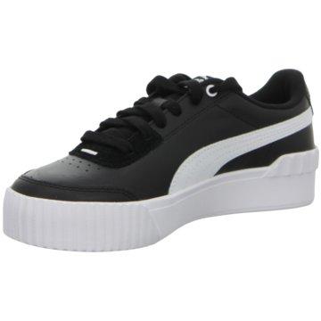 Puma Sneaker LowCARINA LIFT - 373031 schwarz