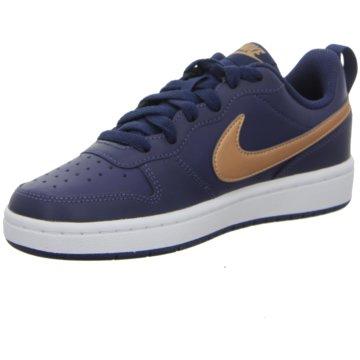 Nike Sneaker LowCOURT BOROUGH LOW 2 - BQ5448-401 blau