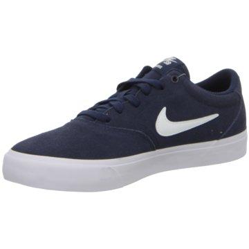 Nike Sneaker LowSB CHARGE SUEDE - CT3463-401 blau