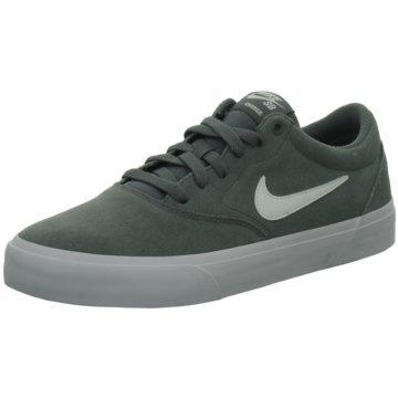Nike Sneaker LowNike SB Charge Suede - CT3463-006 grau