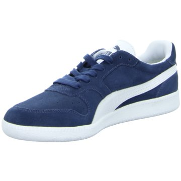 Puma Freizeitschuh blau