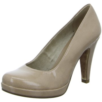 Tamaris Plateau Pumps./. grau