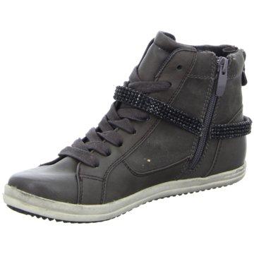 Pep Step Sneaker High grau