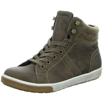 Firence Sneaker High grau