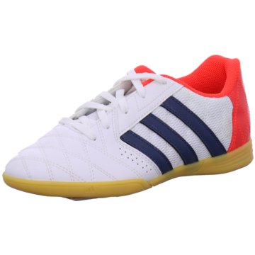 Adidas Trainings- und Hallenschuhff Supersala J weiß