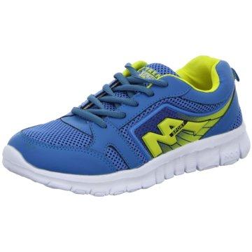 Fight Natural Running blau