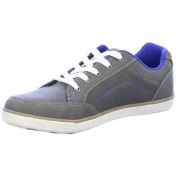 Montega Shoes & Boots Sneaker Low grau