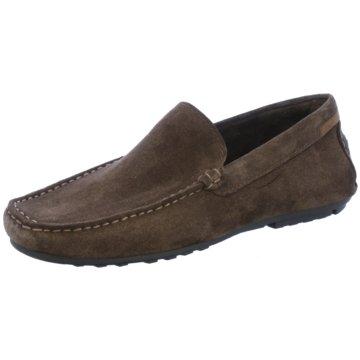 Montega Shoes & Boots Mokassin Slipper braun
