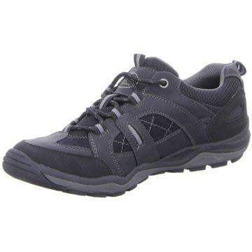 Montega Shoes & Boots Sportlicher Schnürschuh grau