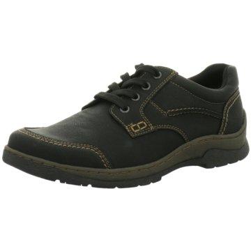 Montega Shoes & Boots Sportlicher Schnürschuh schwarz