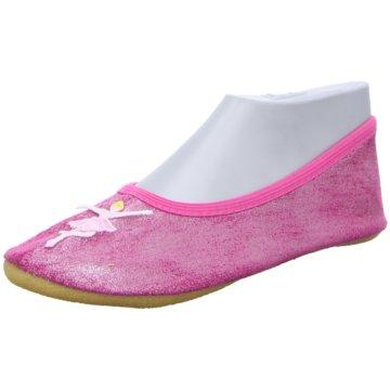 Beck GymnastikschuhBallerina pink