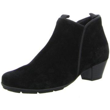 Gabor Ankle BootSammas schwarz