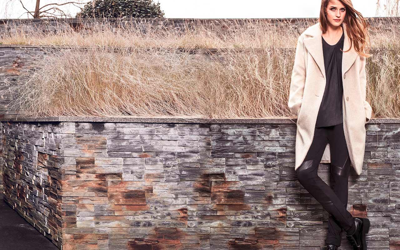 Fashionworld Must Haves Schnurschuhe Mit Profil