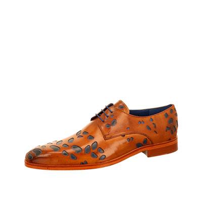 Handgeflochtene Schuhe aus Leder | Melvin & Hamilton