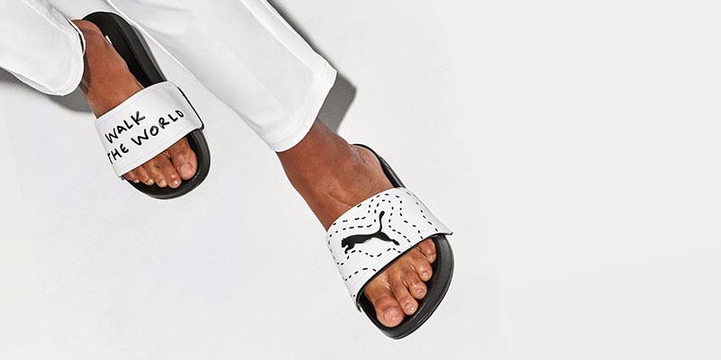 FashionWorld Trends Puma offen