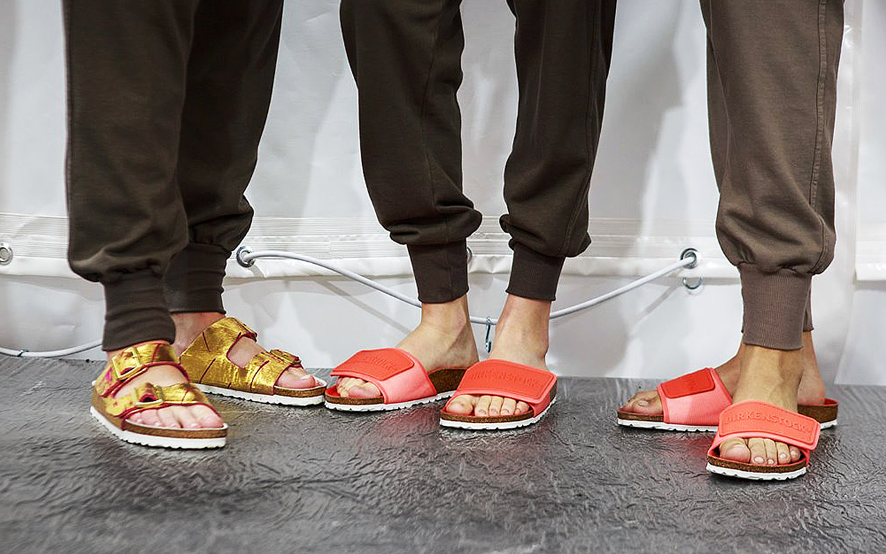 Birkenstock Fashion Show in Florenz