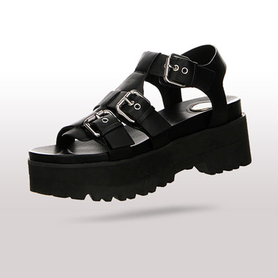 Das It-Piece dieses Sommers: Ugly Sandals!