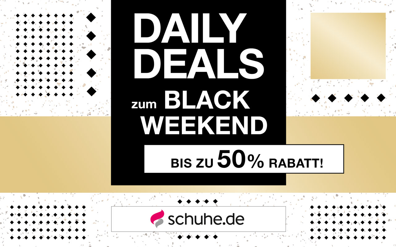 Black Weekend Angebote