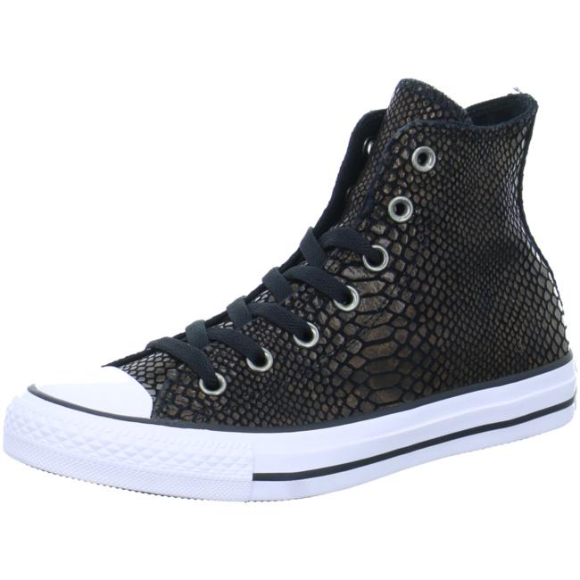 NEU Converse Damen Sneaker 557919C schwarz 354498