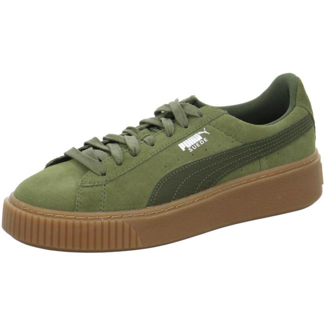 Suede Platform Animal Sneaker 365109-003 Damen Schuhe olive 365109-003 Sneaker Plateau Sneaker von Puma--Gutes Preis-Leistungs-, es lohnt sich e6e914