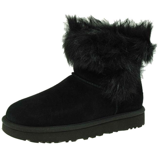 Schuhe UGG - W Milla 1018303 W/Blk Hauap