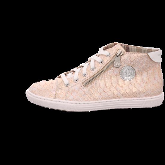 3e9823169306 Sneaker L0934-31 Komfort Schnürschuhe von Rieker