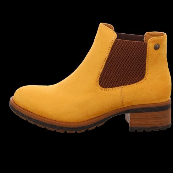 rieker, Chelsea Boots, gelb
