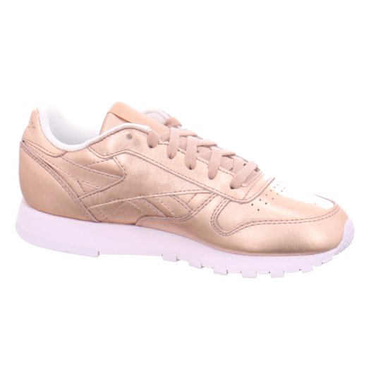 separation shoes 2866d 798f7 Reebok Classic Leather Melted Metal Sneaker Damen Schuhe rose gold Sneaker  Low
