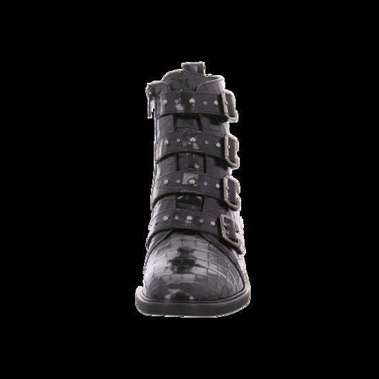 Paul Green Damen Stiefeletten Stiefel Boots Sommer 9396-013 Schwarz Neu