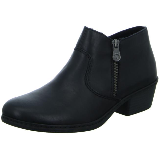 55550-01 55550-01 55550-01 Ankle Stiefel von Rieker--Gutes Preis-Leistungs 69e199