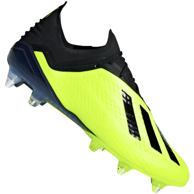 Adidas X 18.1 Fußballschuhe Herren gelb schwarz im Online