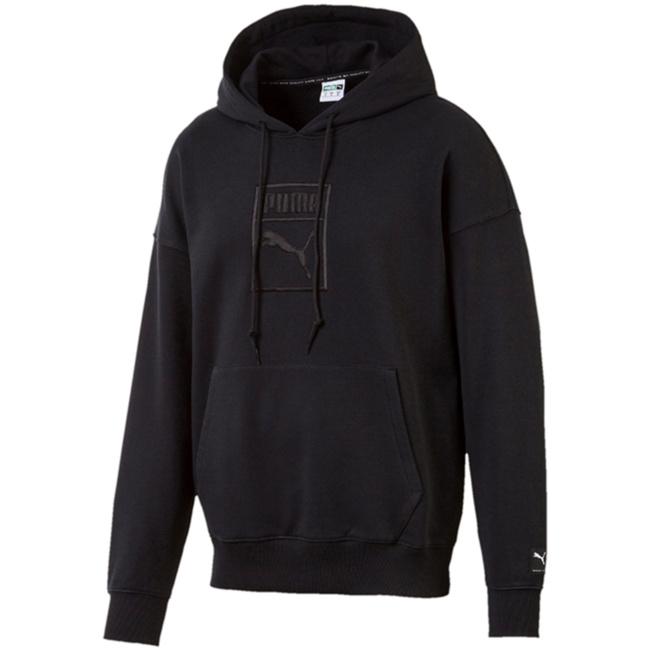 Classics Downtown OverGröße Hoodie 576706-001 Sweater von Puma--Gutes Preis-Leistungs-, es lohnt sich
