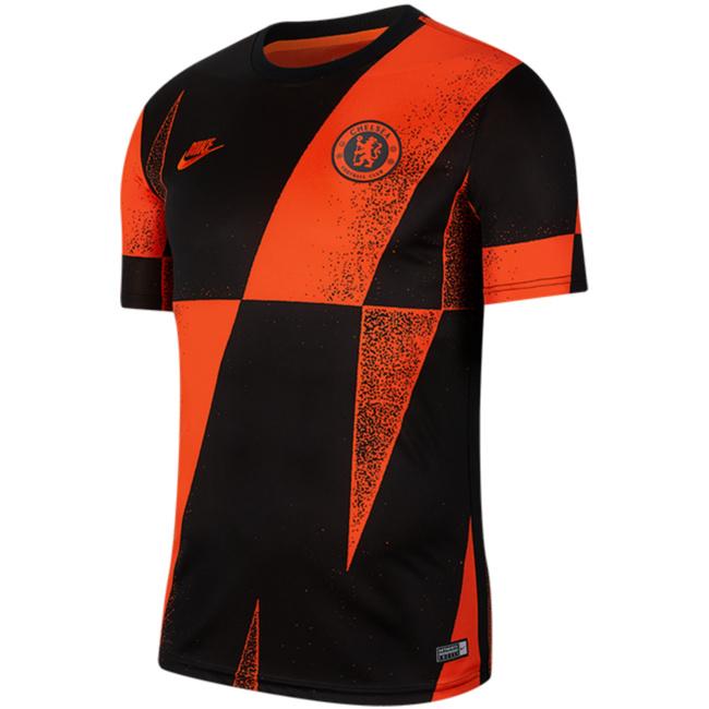 Nike Galatasaray Squad SS Pre Match T Shirt RotWeiß
