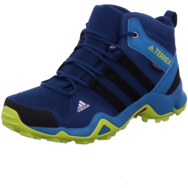 Adidas Jungen Terrex Ax2r Mid Cp K Wanderschuhe Jungen