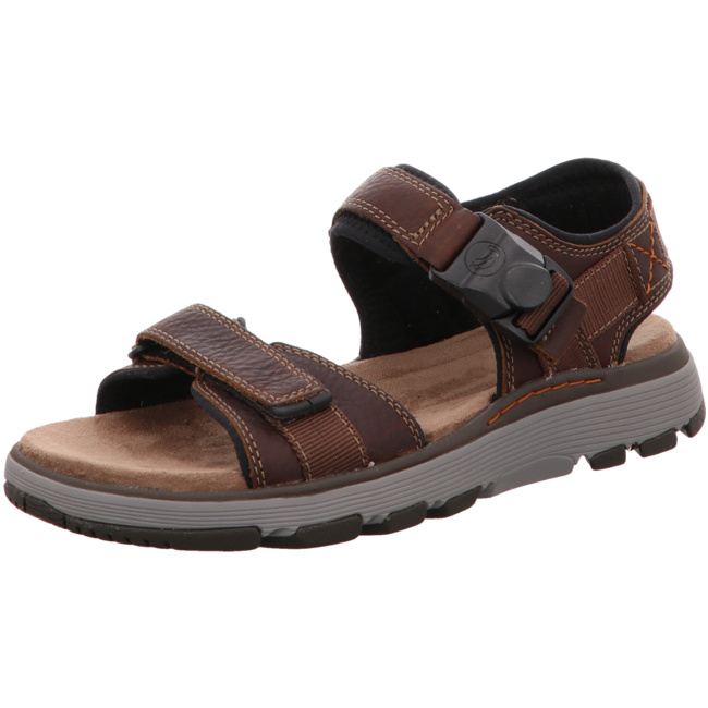 Clarks Un Trek Part Komfort Sandale