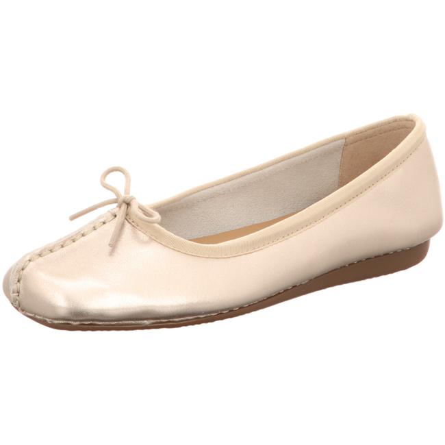 e1fc57737e6ab Clarks Freckle Ice Klassische Ballerinas